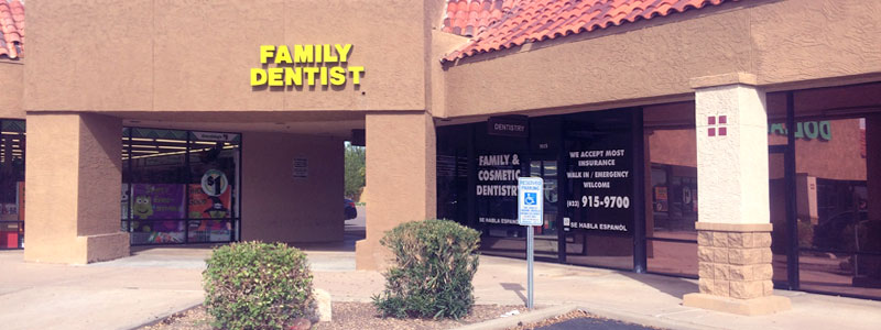 Glendale, AZ Dentist Office